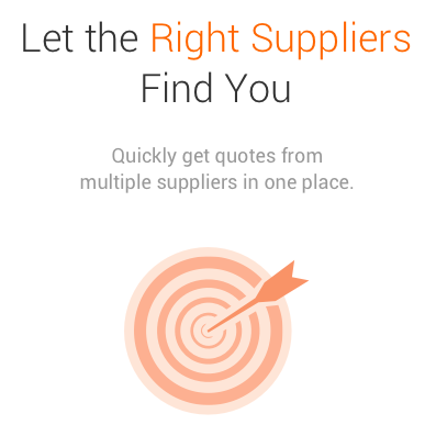 Right suppliers