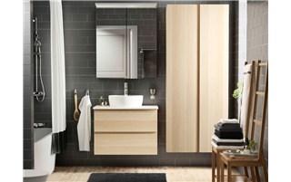 Refresh your bathroom Scandinavian style