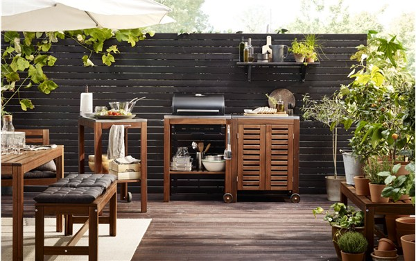 Take your kitchen outdoors this summer
