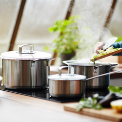 Cooking - Cookware - Pots & sauce pans, Frying pans, woks - CAINVER