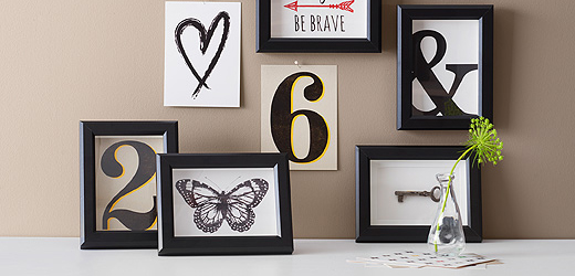 Frames & pictures