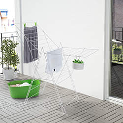 Laundry Hampers, Drying Racks & Clothes Storage, Washing Baskets - CAINVER