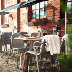 Café furniture