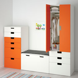 Furniture storage system