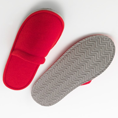 Bathrobes & slippers
