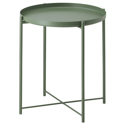 Tray table GLADOM Dark green