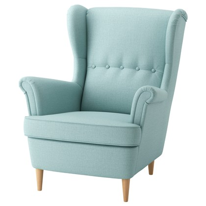Wing chair YOKOMAN