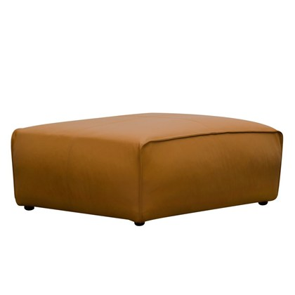 HUDSON Upholstered stool