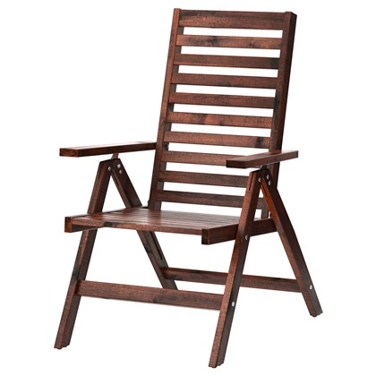 APPLARO Reclining chair, outdoor