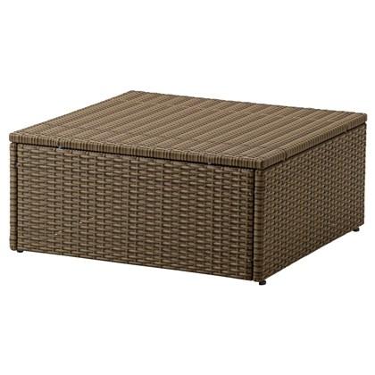 ARHOLMA Table/stool, outdoor