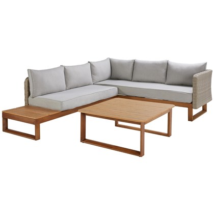 ELISAVATE 6-seat Lounge conversation set, outdoor