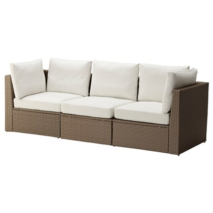 ARHOLMA Sofa, outdoor