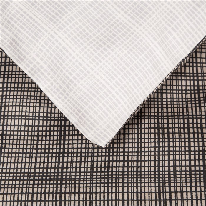Gray, cotton fabric