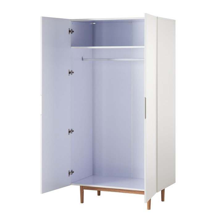 White, 2 doors