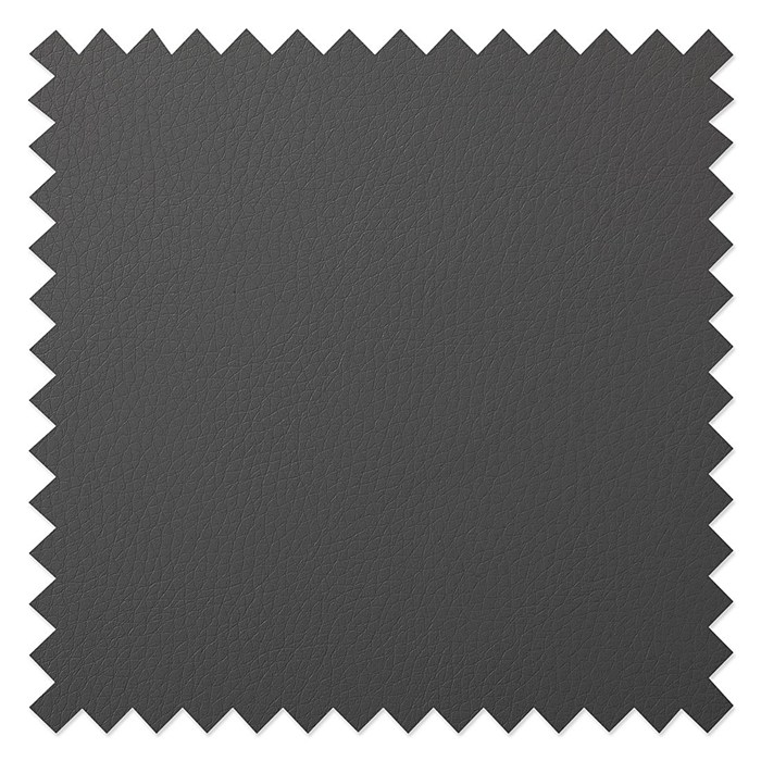 Dark gray, imitation leather