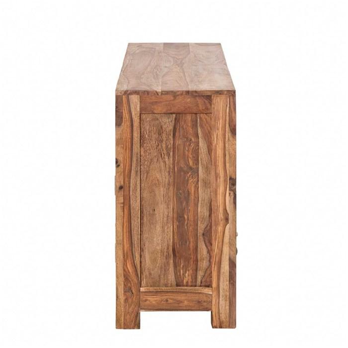 Solid wood, brown natural