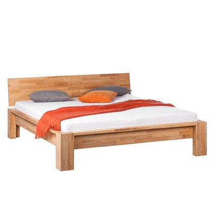 Solid wood bed-frame PAROS