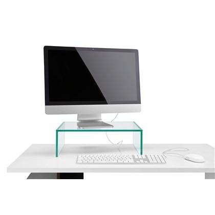 FINA desk top in glass