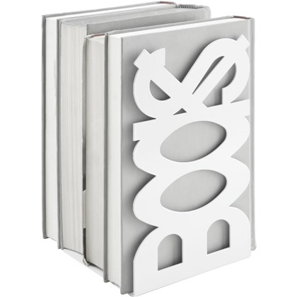 BOAS metal bookend