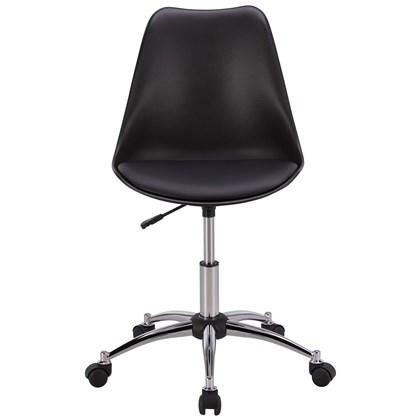 NICO swivel chair with padded seat