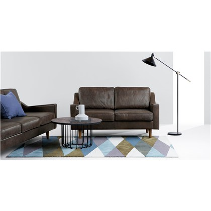 DALLAS 2 seats sofa, premium leather