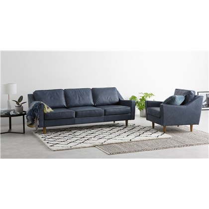 DALLAS 3 seats sofa, premium leather