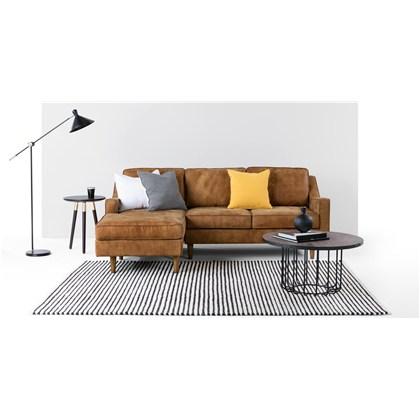DALLAS left hand facing chaise end corner sofa