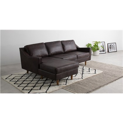 DALLAS left hand facing chaise end corner sofa