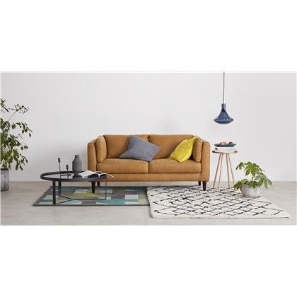 LINDON 2 seats sofa, premium leather