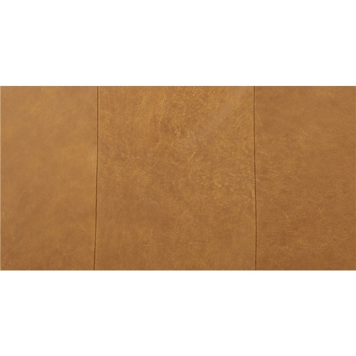 Brown premium leather