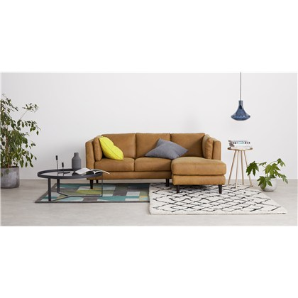 LINDON right hand facing chaise end corner sofa