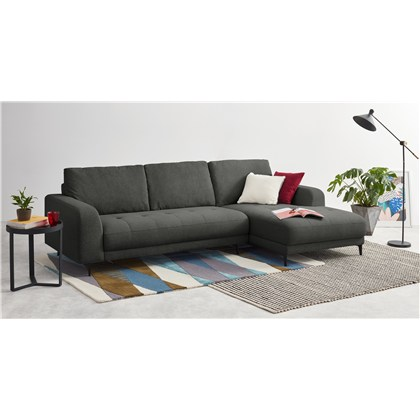LUCIANO right hand facing chaise end corner sofa