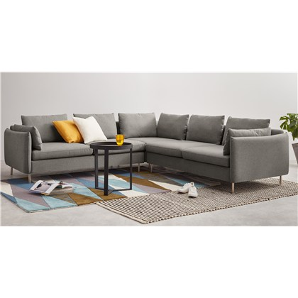 VENTO 5 seats corner sofa