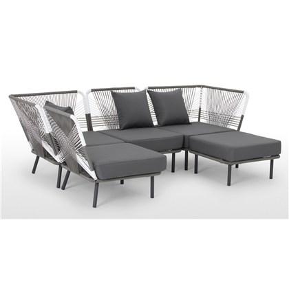 COPA garden corner sofa