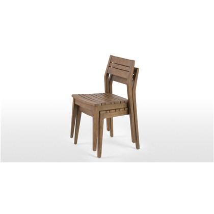 AARON outdoor dining chair set.