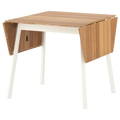 IKEA drop-leaf table