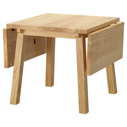 MÖCKELBY Drop-leaf table