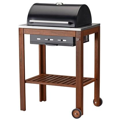 APPLARO AND KLASEN charcoal grill