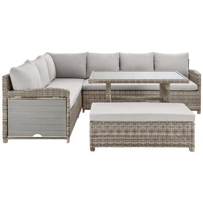 CUBY lounge set