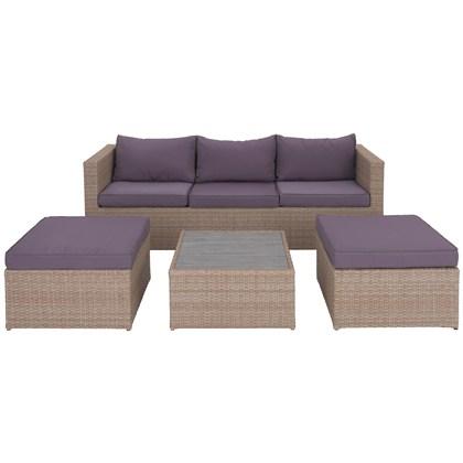 CORUNA lounge set