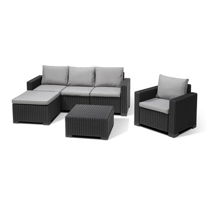 CALIFORNIA 5 lounge set