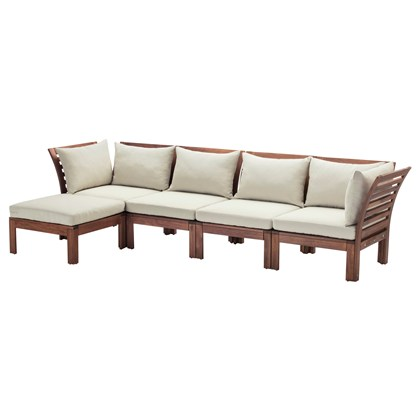 APPLARO 4 seats sofa