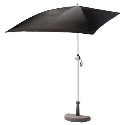 BRAMSON AND FLISO umbrella and base