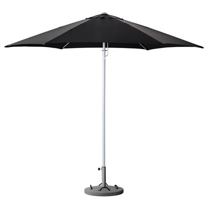 KARLSO umbrella with base