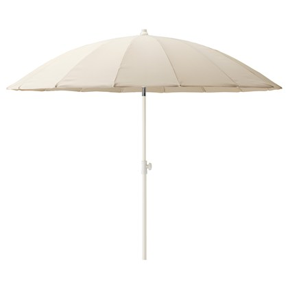 SAMSO umbrella, tilting