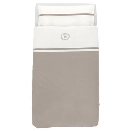CHARMTROLL crib duvet cover and pillowcase