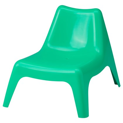 BUNSO children's chair, outdoor
