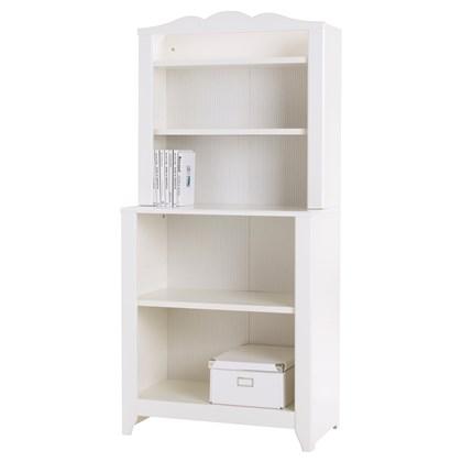 HENSVIK cabinet with shelf unit