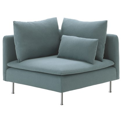 SÖDERHAMN Corner sofa section