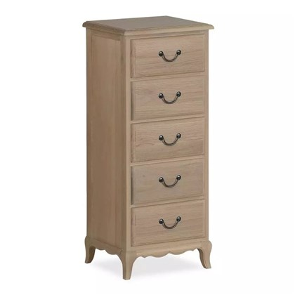 ASCOT Tall 5 Drawer Chest